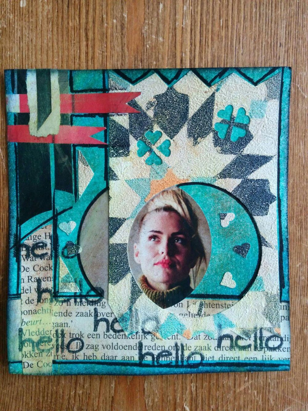 My Mixed Media Projects - image 2 - student project