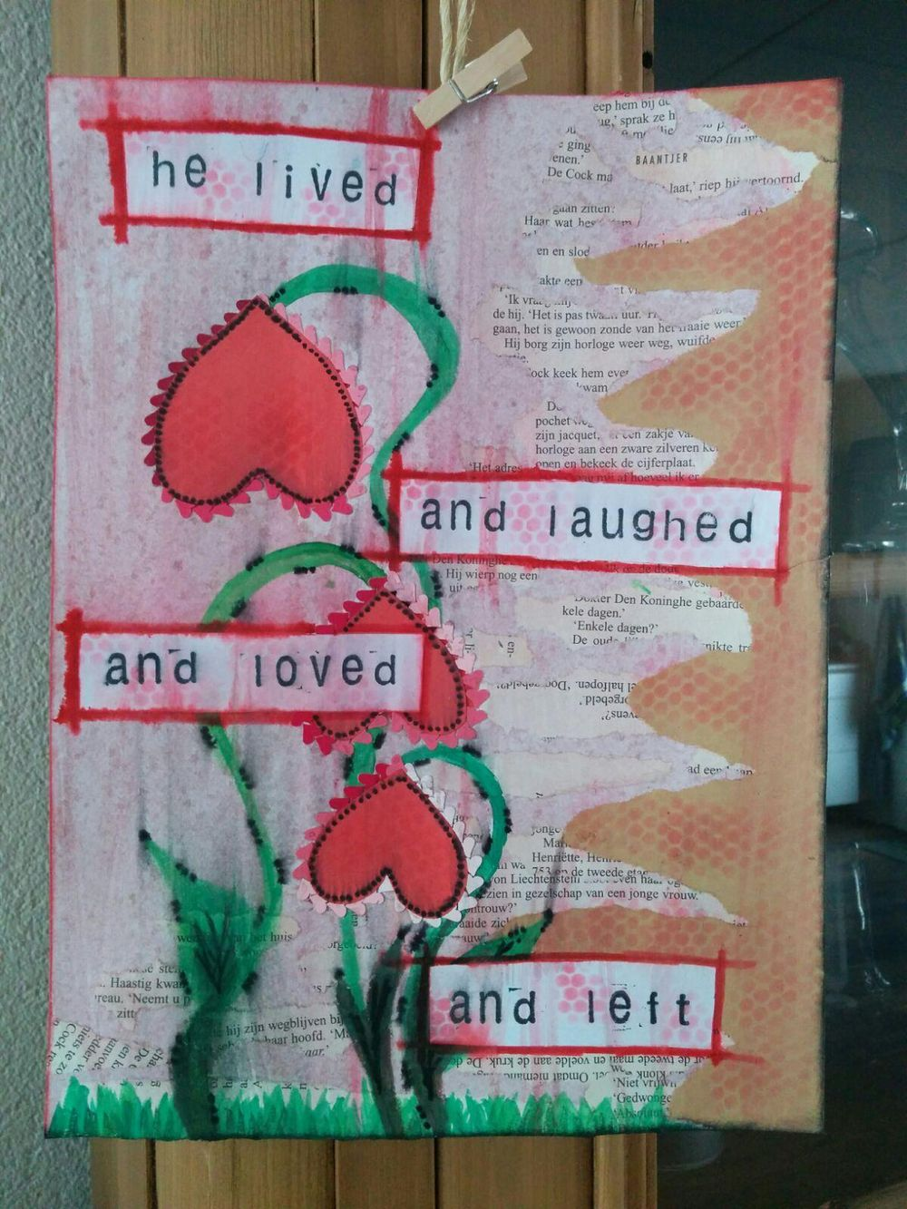 My Mixed Media Projects - image 3 - student project