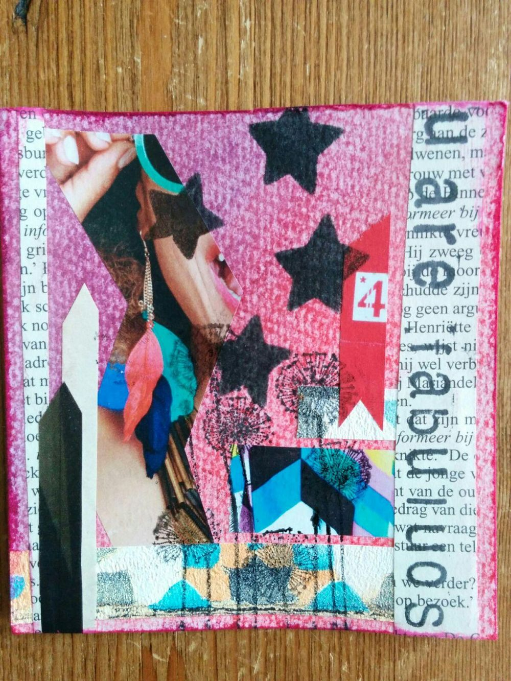 My Mixed Media Projects - image 1 - student project