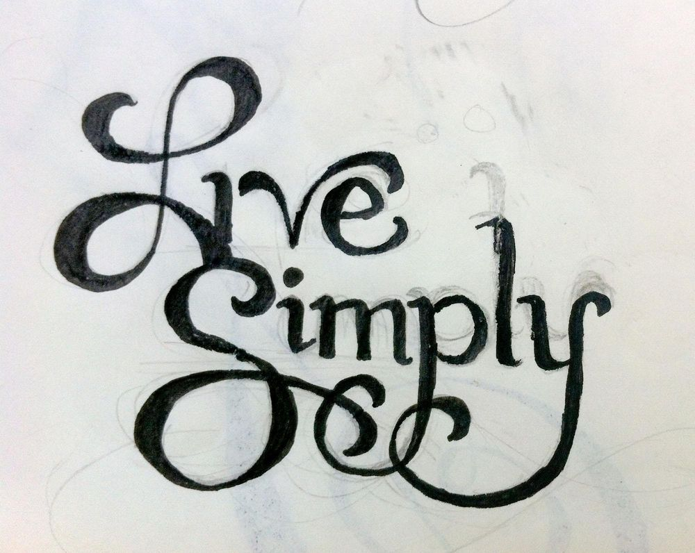 Live Simply - image 3 - student project