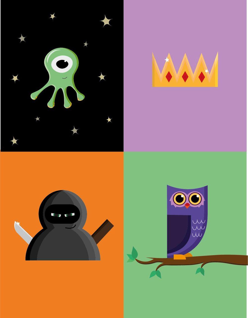 Illustrator Workshop! - image 5 - student project