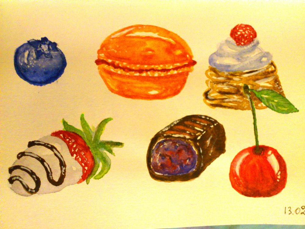 Many sweets - image 6 - student project