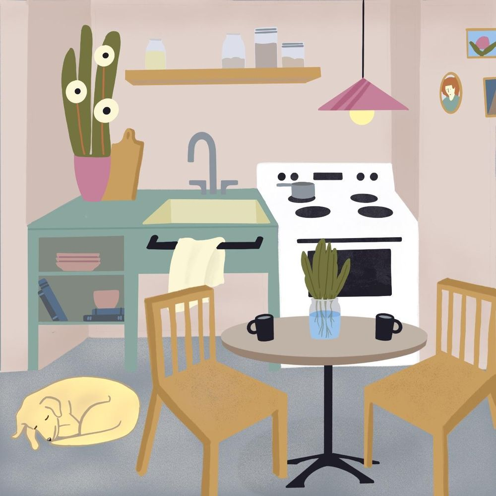 Dog Kitchen - image 1 - student project