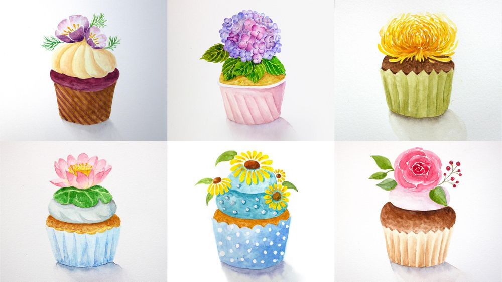 Cupcakes! - image 1 - student project