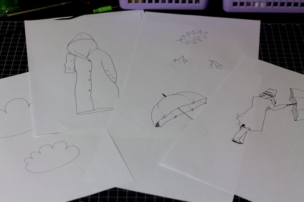 Create 3 Focal Point Prints in 3 Weeks - image 6 - student project