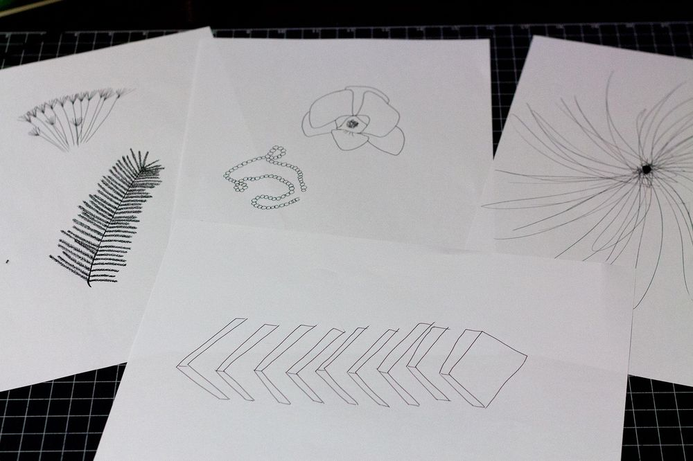 Create 3 Focal Point Prints in 3 Weeks - image 4 - student project