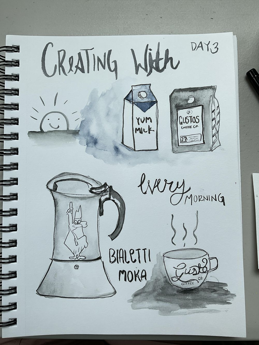 Daily Journaling - image 2 - student project