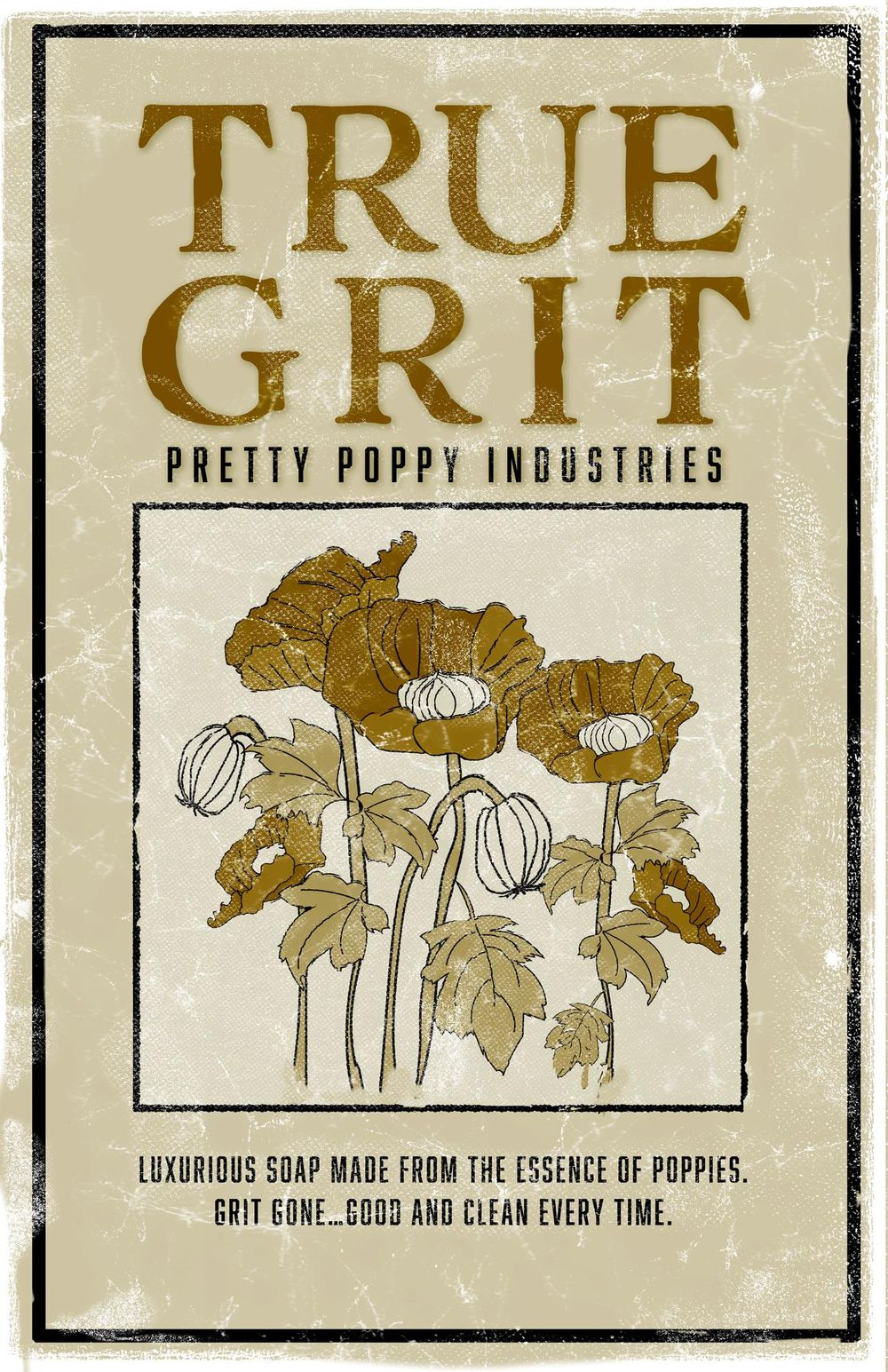 wash away the grit - image 1 - student project
