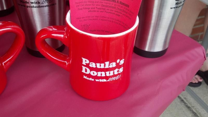 Paula's Donuts - image 2 - student project