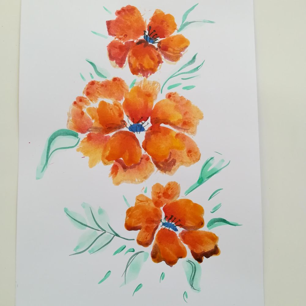 A splash of colour - image 2 - student project