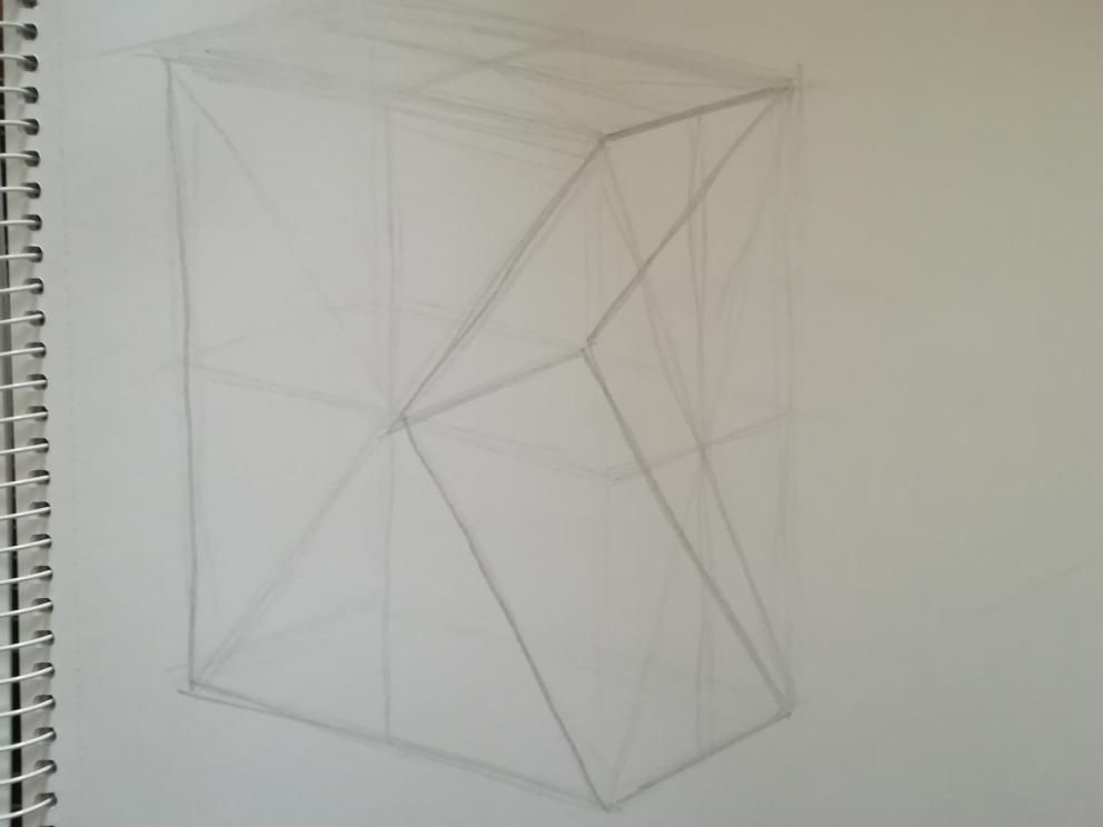 Wobbly lines - image 19 - student project