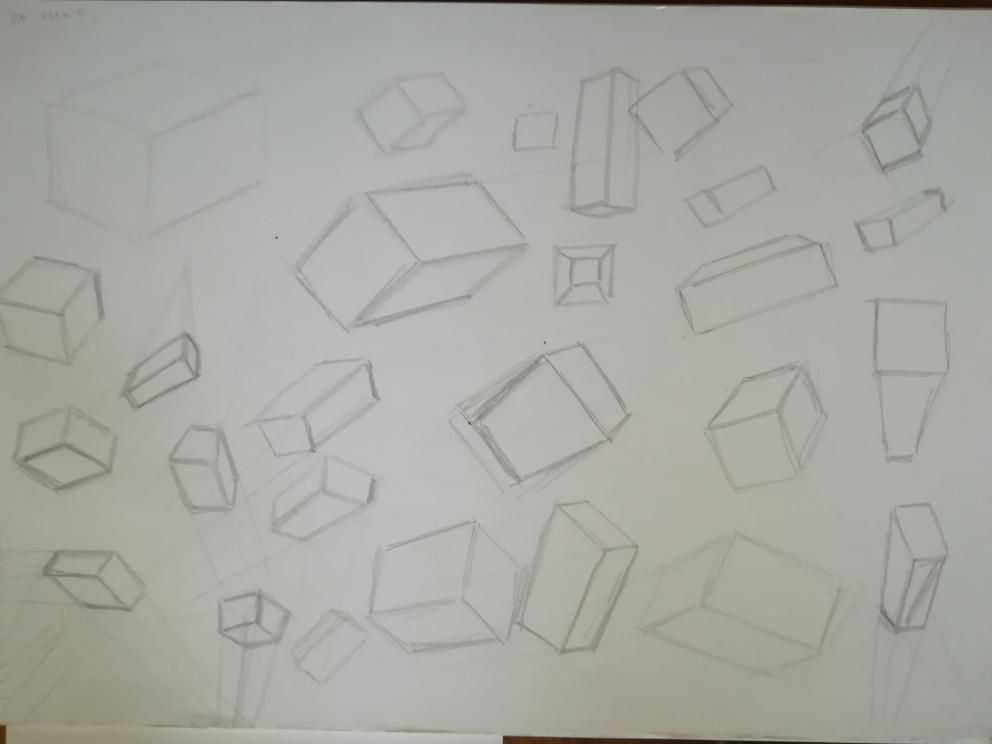 Wobbly lines - image 4 - student project