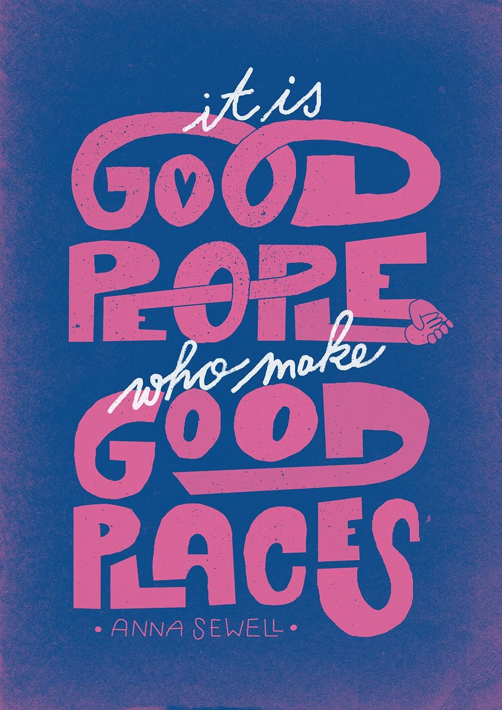 It is good people who make good places - image 4 - student project
