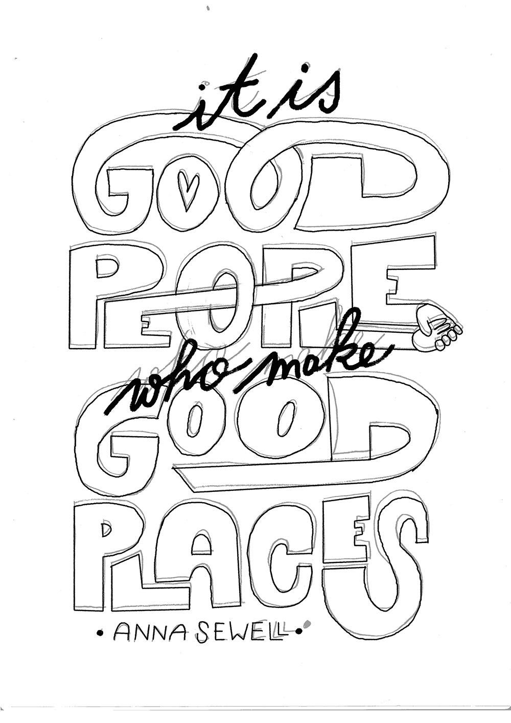 It is good people who make good places - image 2 - student project