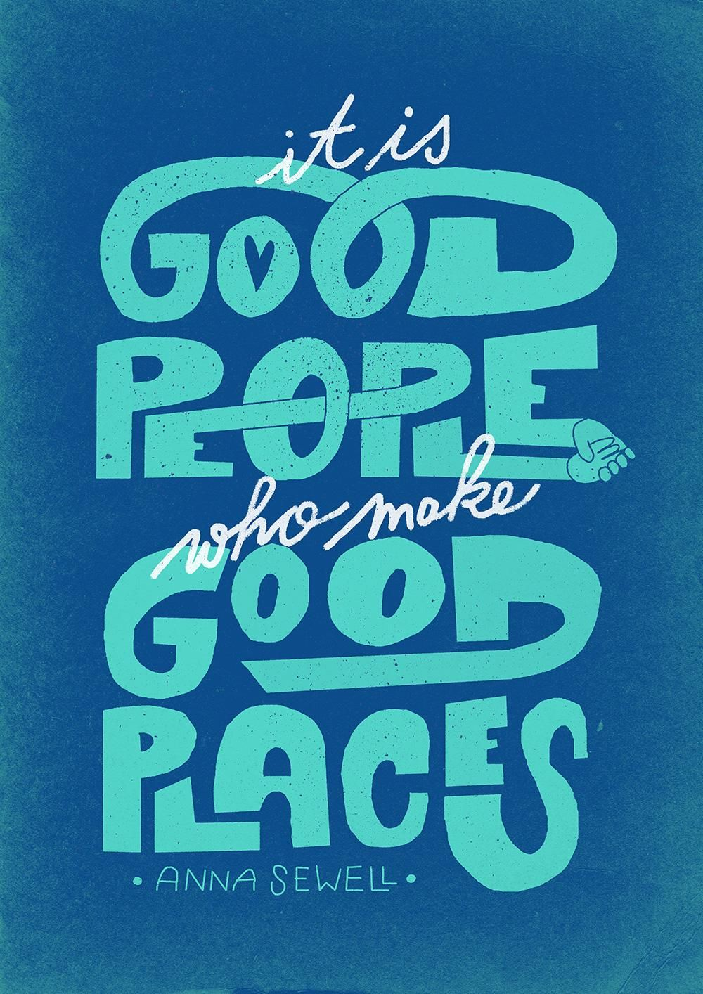 It is good people who make good places - image 5 - student project