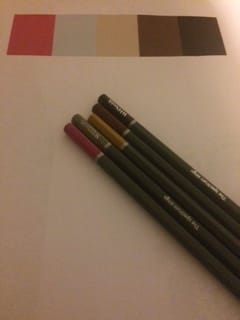 My two lovely color schemes - image 2 - student project