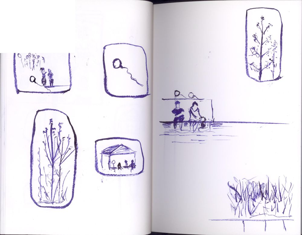 Speedy Sketches - image 4 - student project