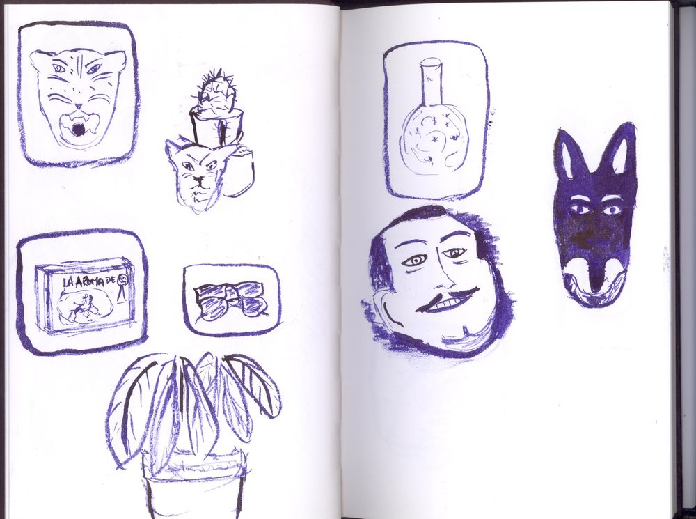 Speedy Sketches - image 2 - student project