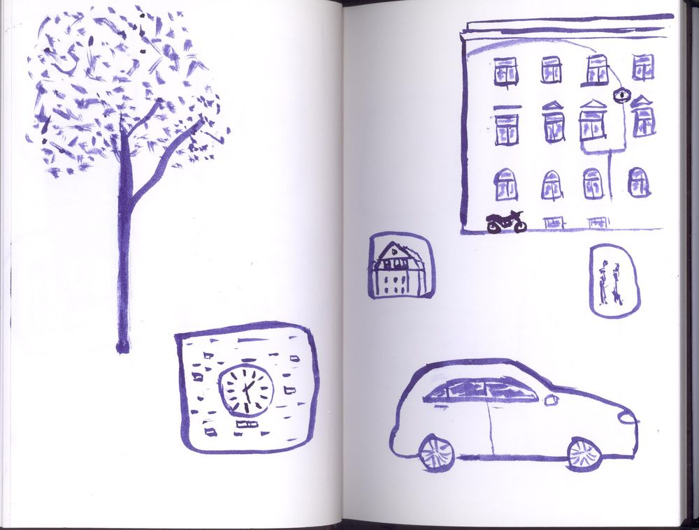 Speedy Sketches - image 3 - student project