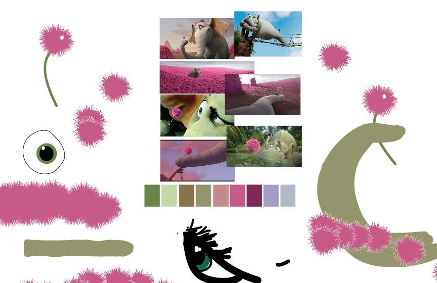 Horton Hears Who - image 1 - student project