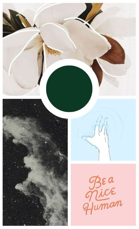 Mood board - image 1 - student project