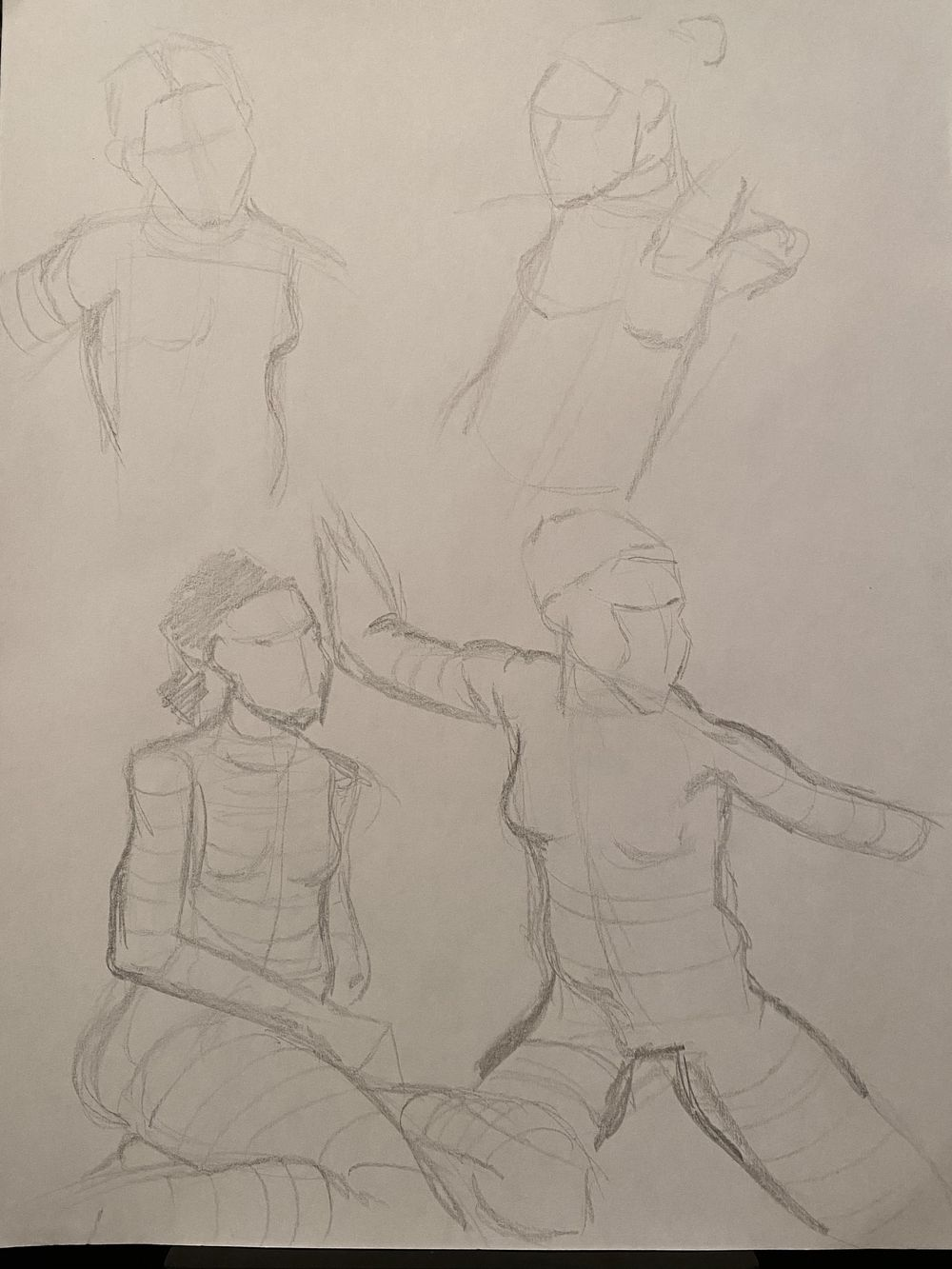 Timed Drawing Session - image 2 - student project
