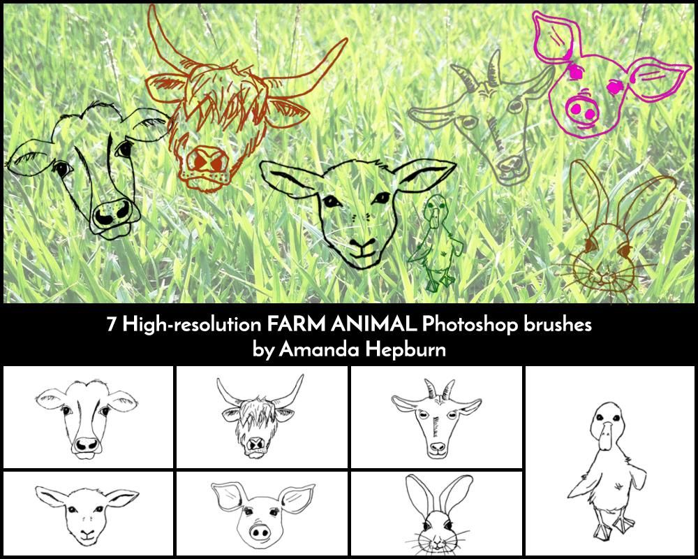 Photoshop: brush creation - image 1 - student project