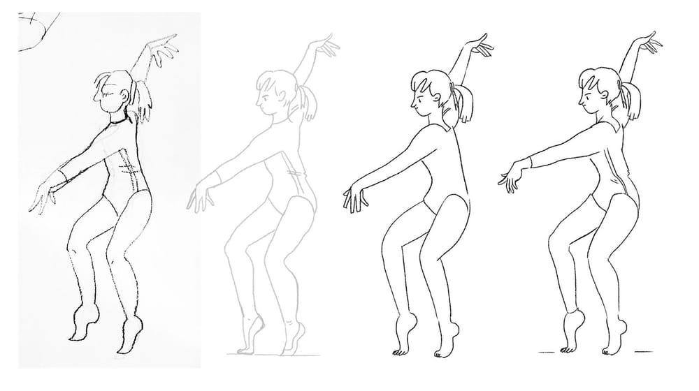 Alianna's Odd Bodies - image 3 - student project