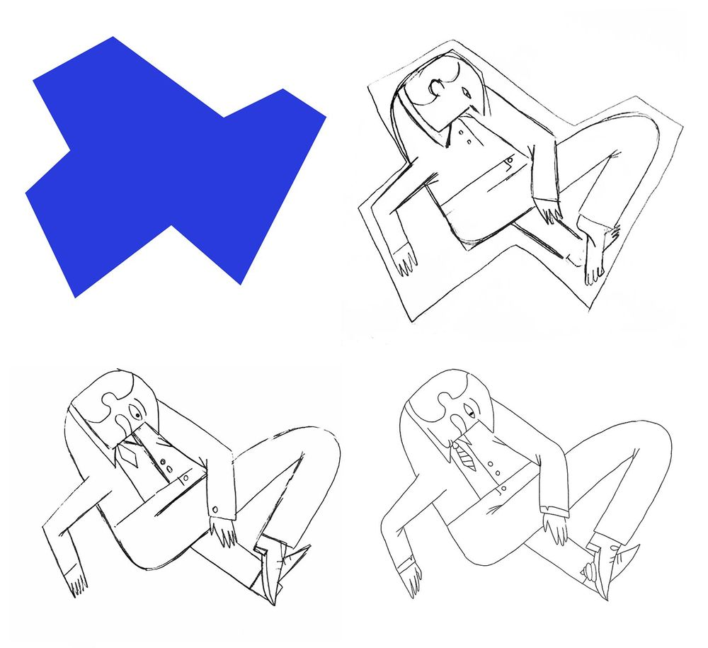 Alianna's Odd Bodies - image 6 - student project
