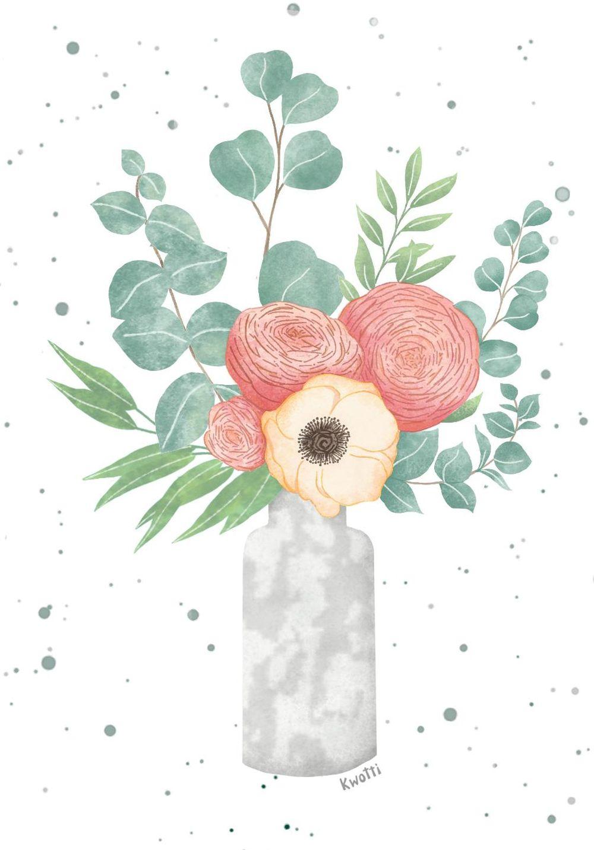 Scandinavian Bouquet - image 2 - student project