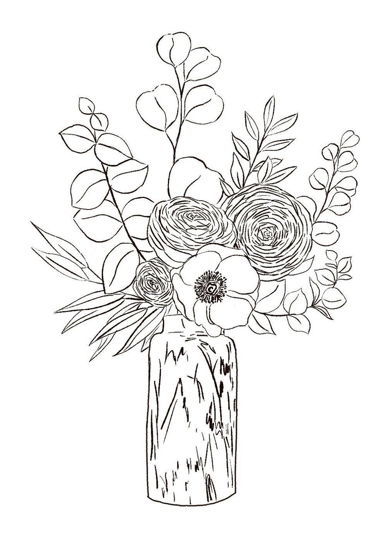 Scandinavian Bouquet - image 1 - student project