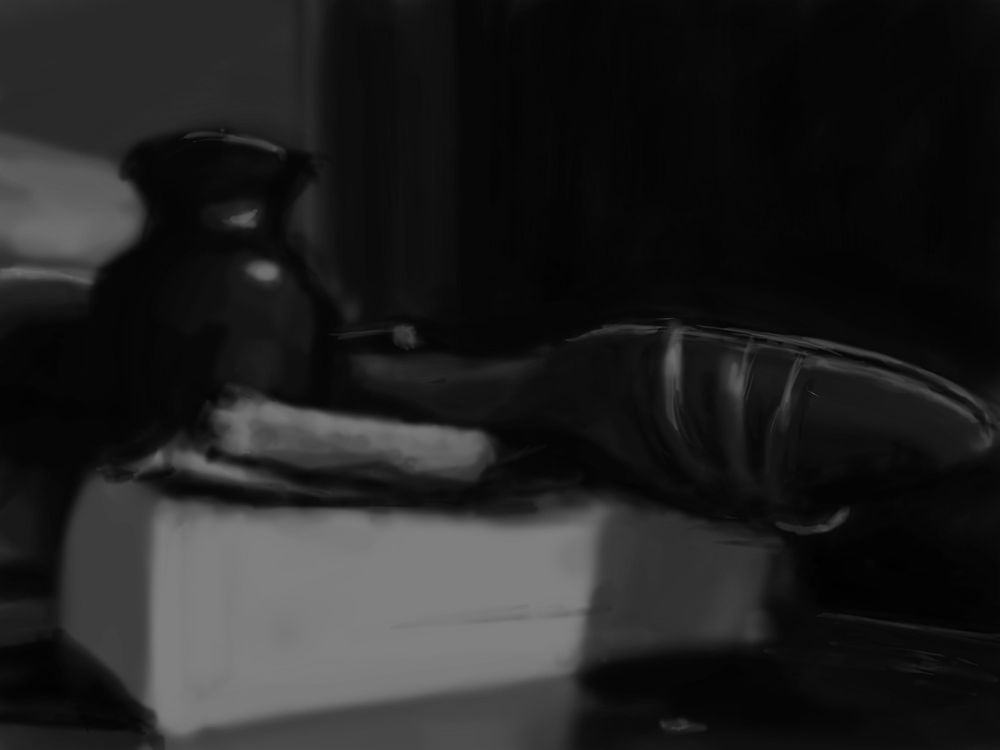 Still Life WIP - image 4 - student project