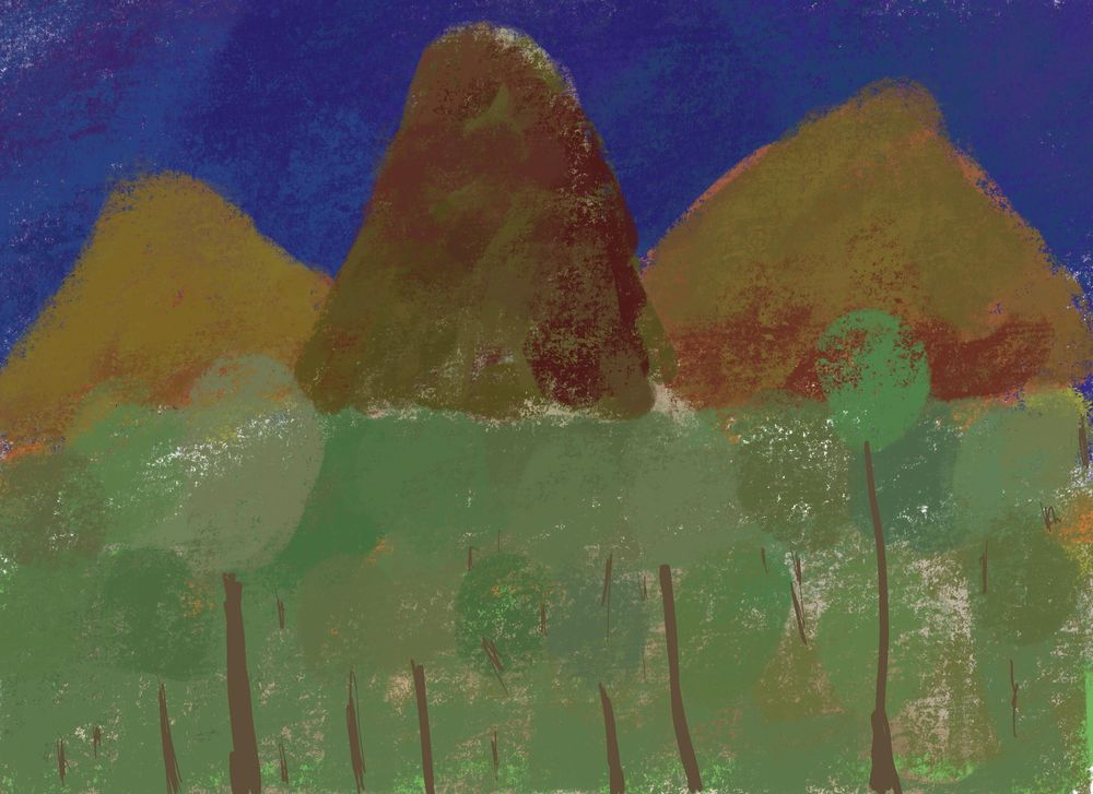 Quick painting - image 1 - student project