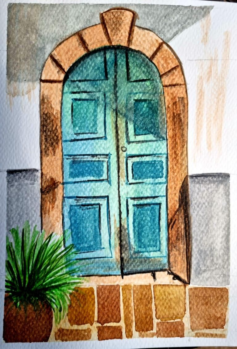 RUSTIC DOORS - image 3 - student project