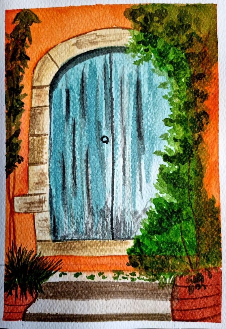 RUSTIC DOORS - image 2 - student project