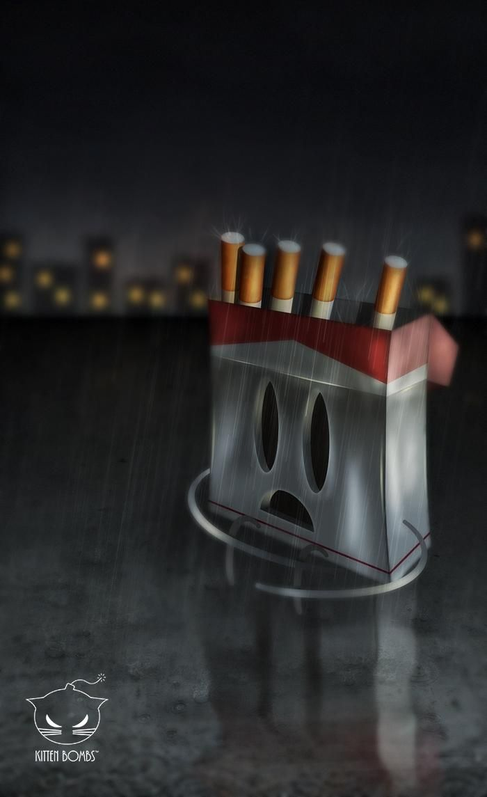 Smokes - image 1 - student project