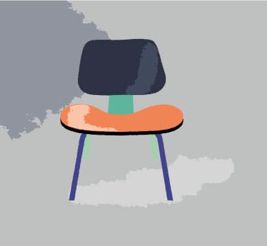 Eames Chair - image 1 - student project