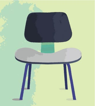 Eames Chair - image 3 - student project