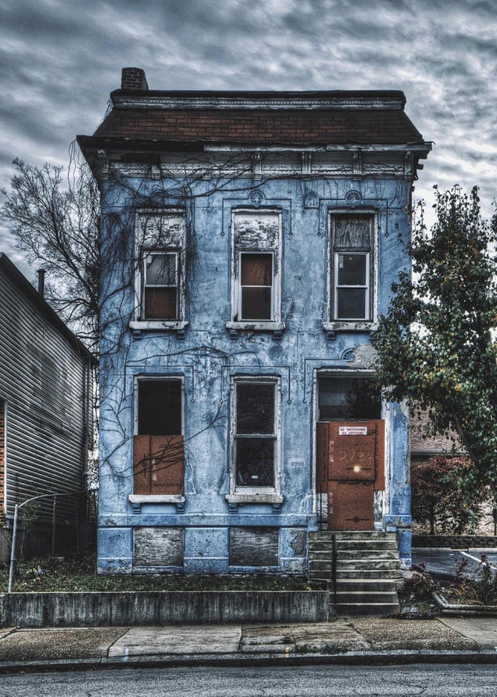 A Restoration of Old and Abandoned Houses - image 9 - student project