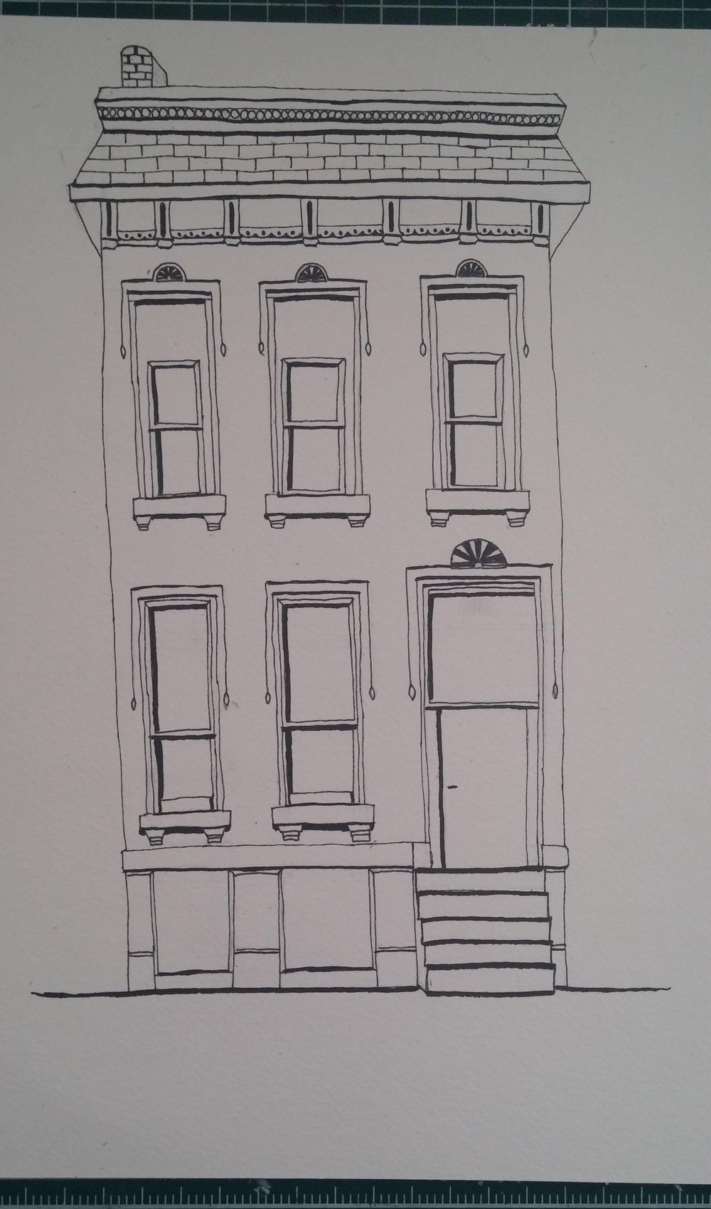 A Restoration of Old and Abandoned Houses - image 11 - student project