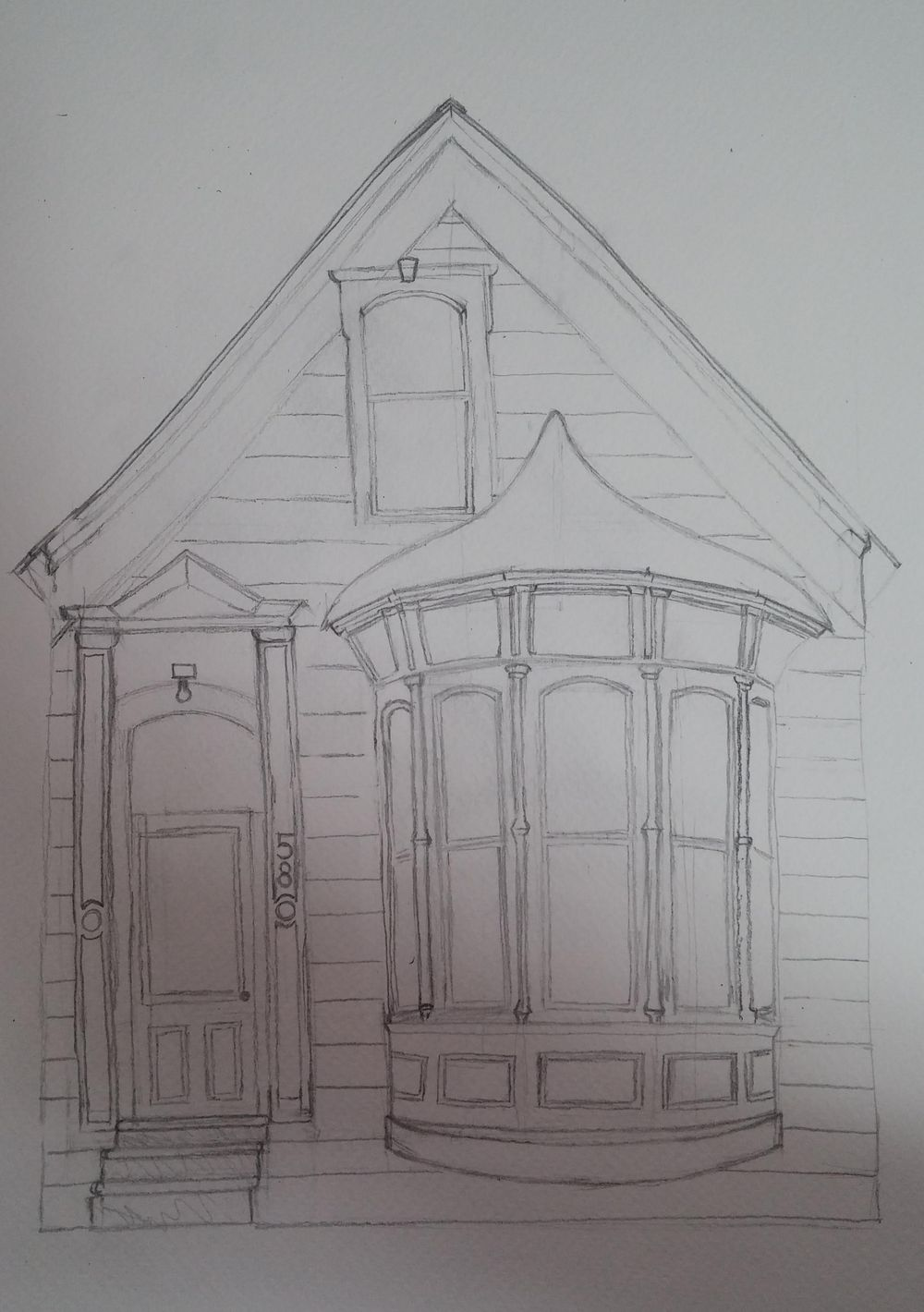A Restoration of Old and Abandoned Houses - image 6 - student project