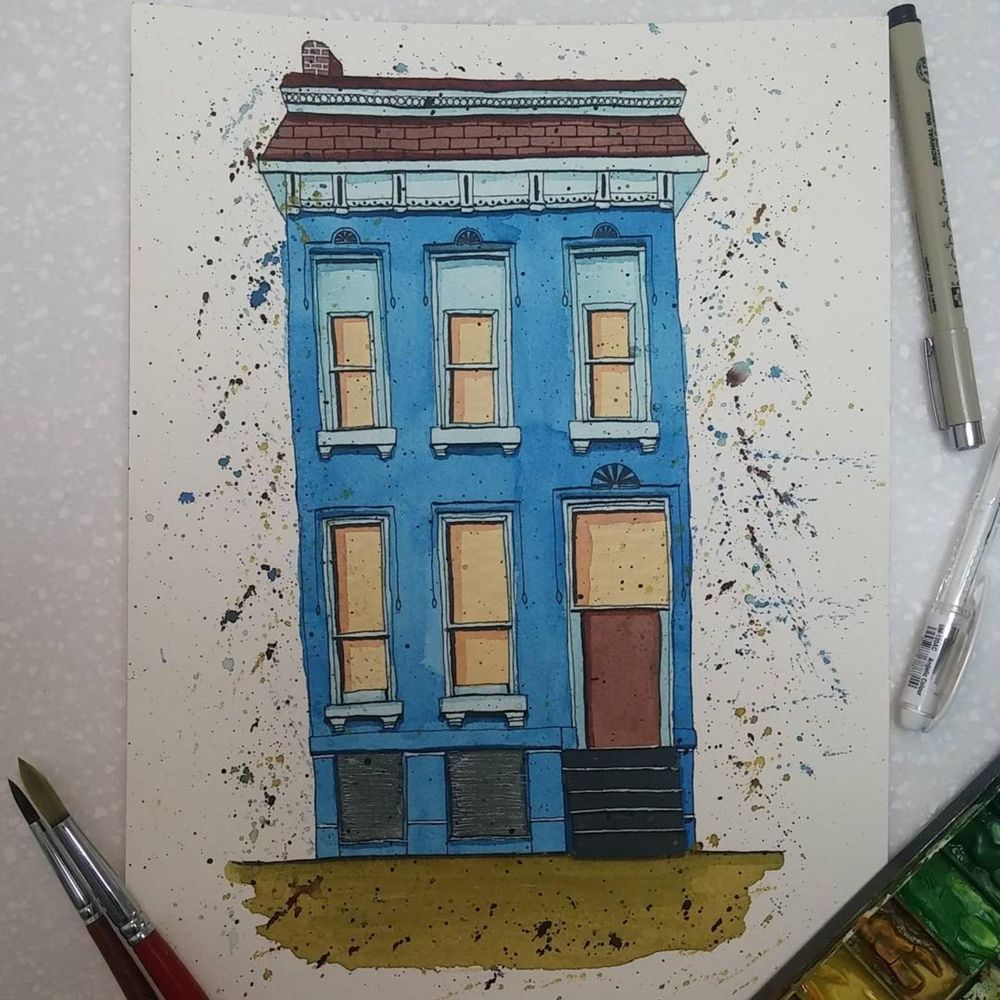 A Restoration of Old and Abandoned Houses - image 12 - student project