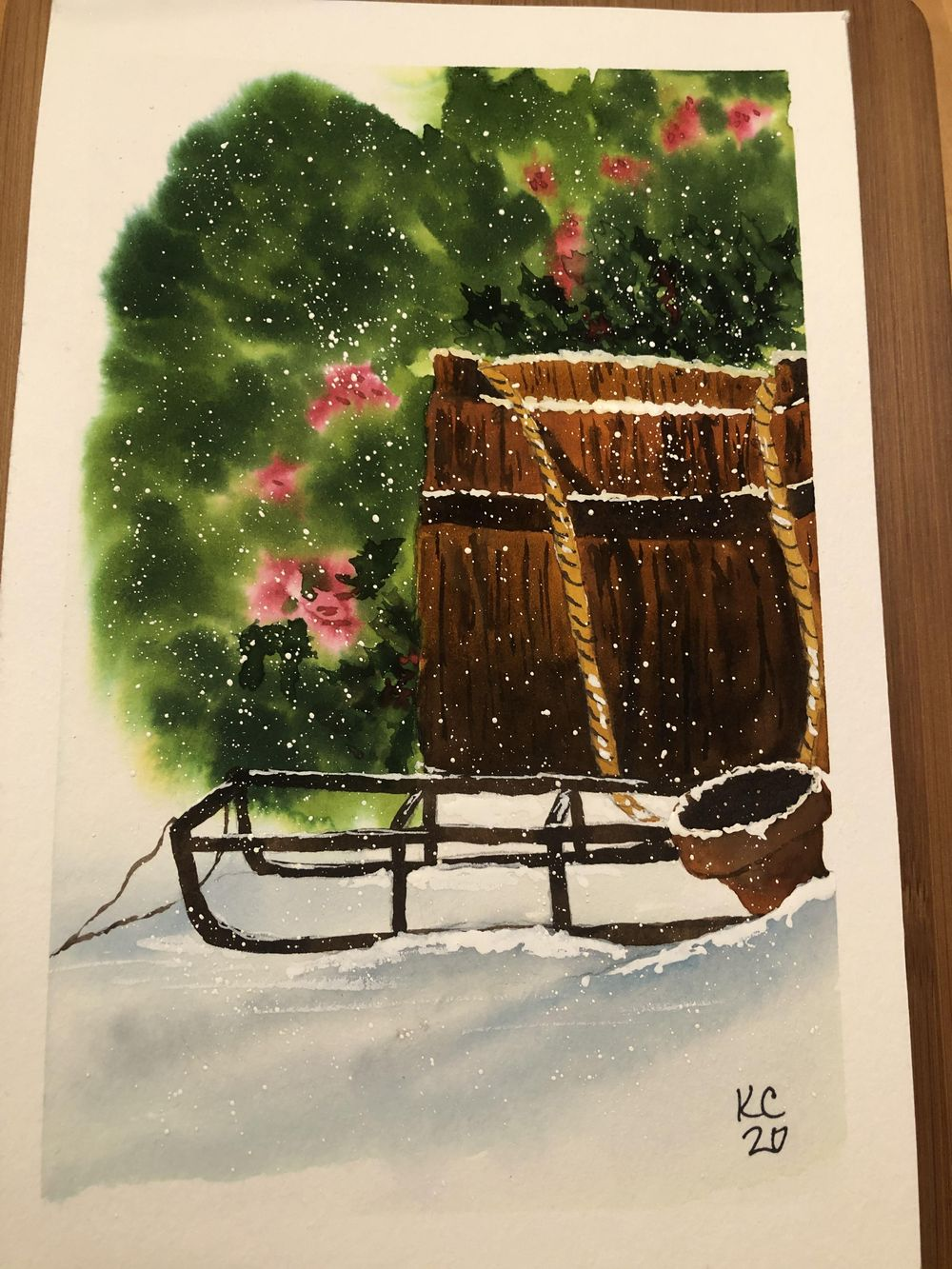Countdown to Christmas - image 3 - student project