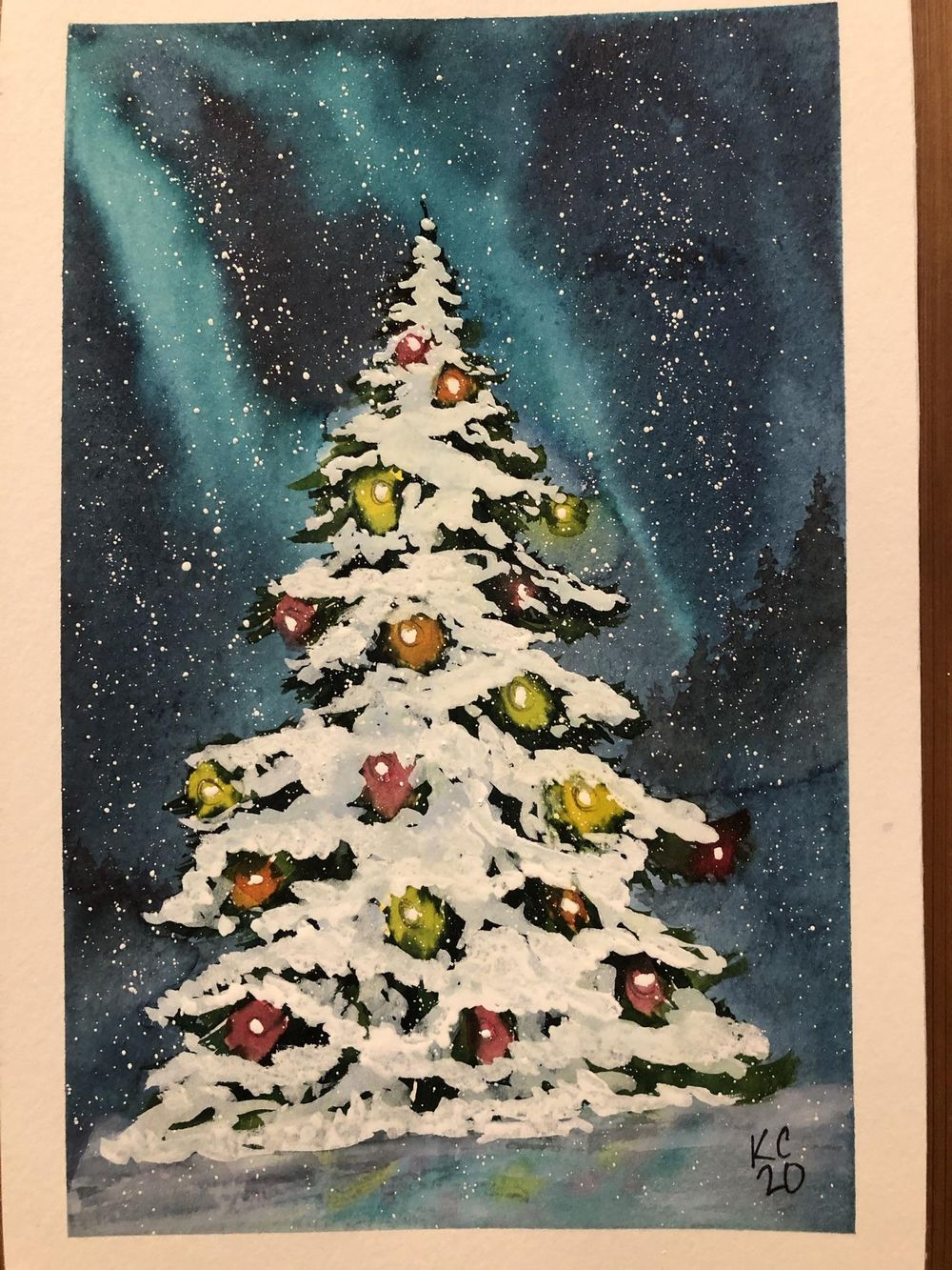 Countdown to Christmas - image 1 - student project