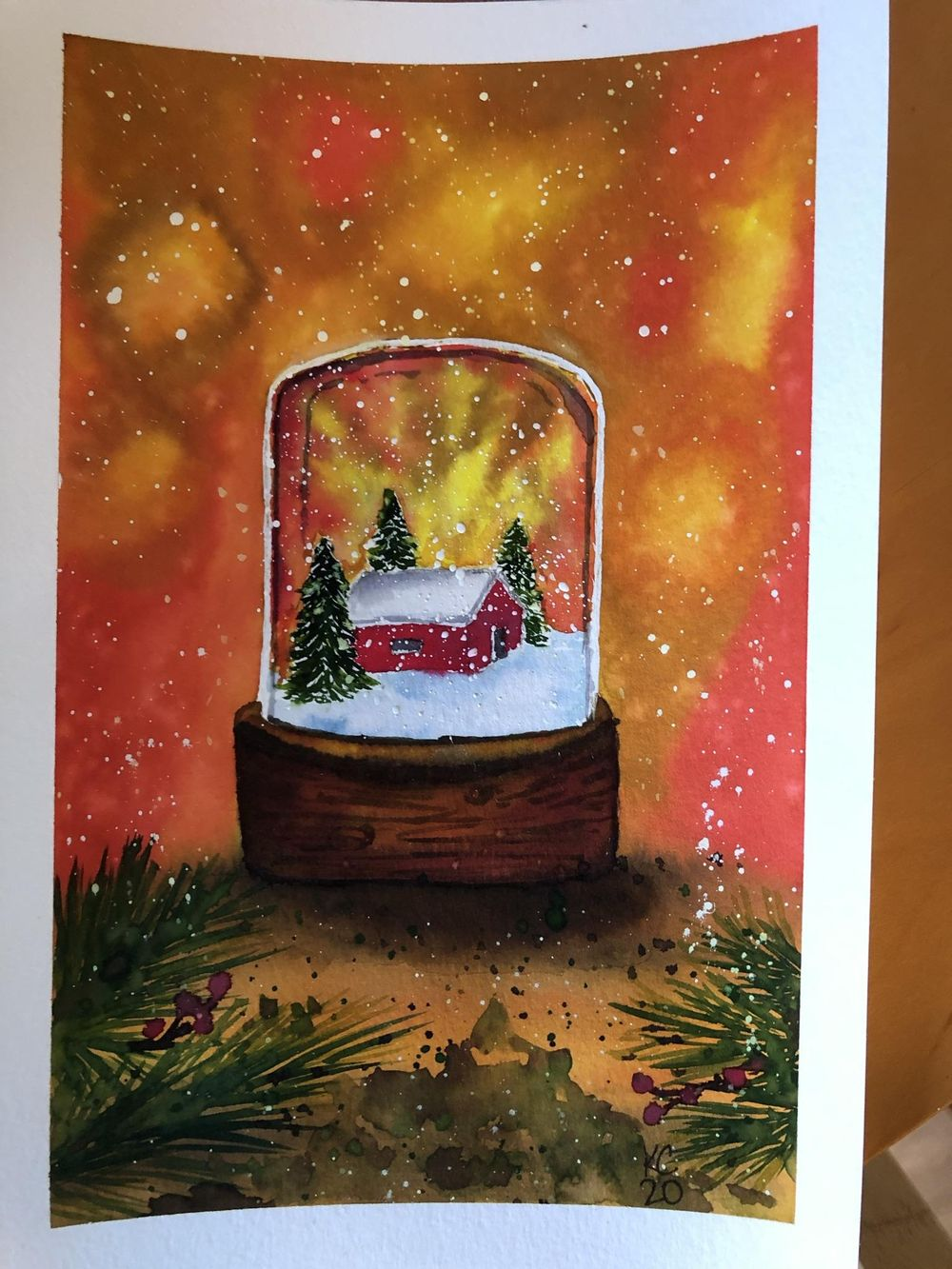 Countdown to Christmas - image 19 - student project