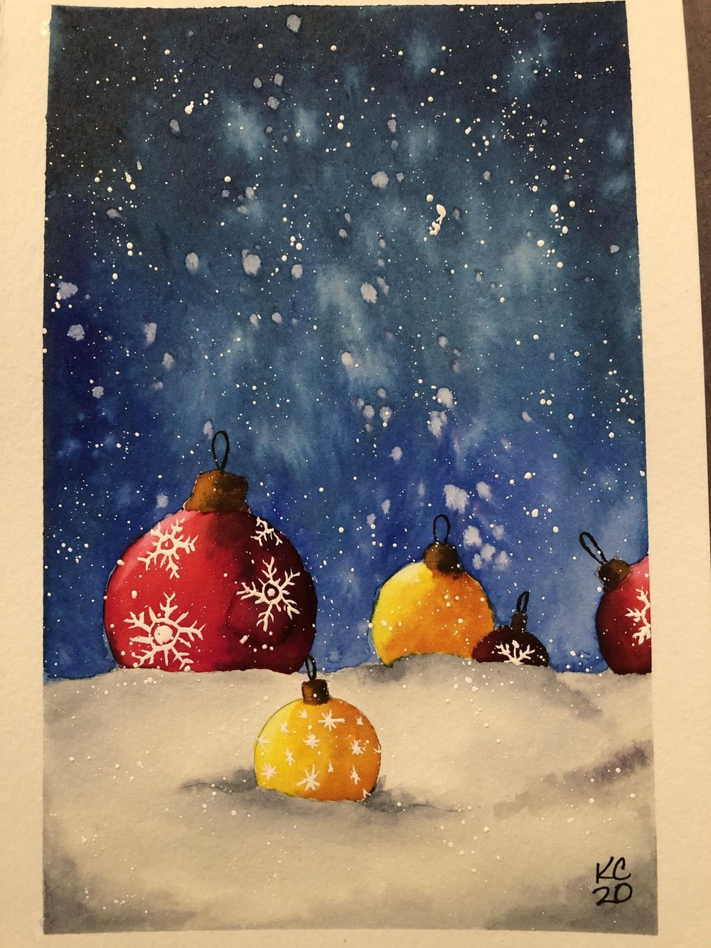 Countdown to Christmas - image 18 - student project
