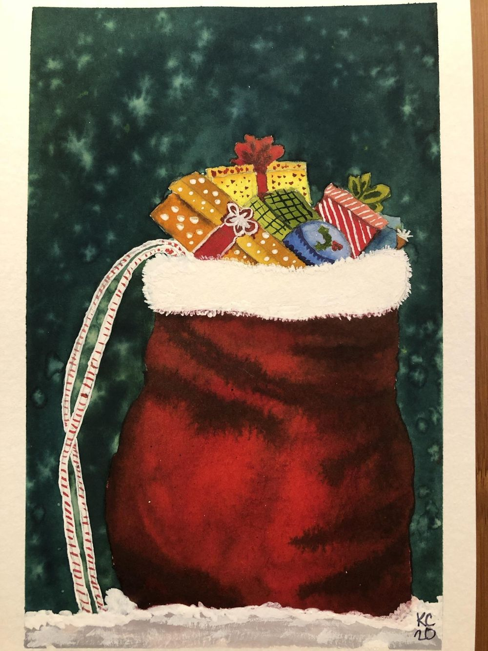 Countdown to Christmas - image 12 - student project