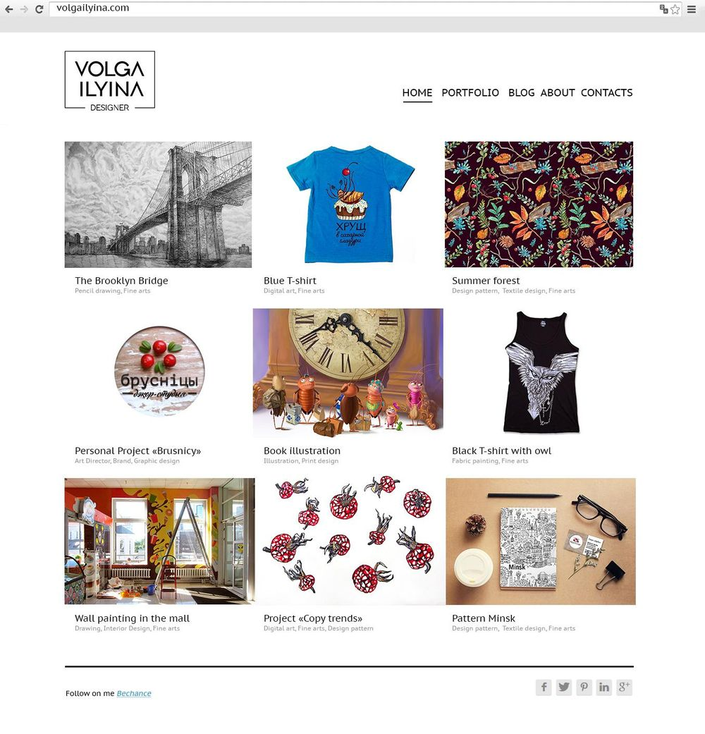 VOLGA ILYINA - image 1 - student project
