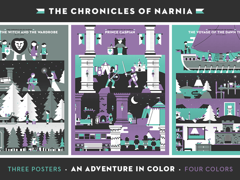 SAMPLE PROJECT - Chronicles of Narnia - image 10 - student project