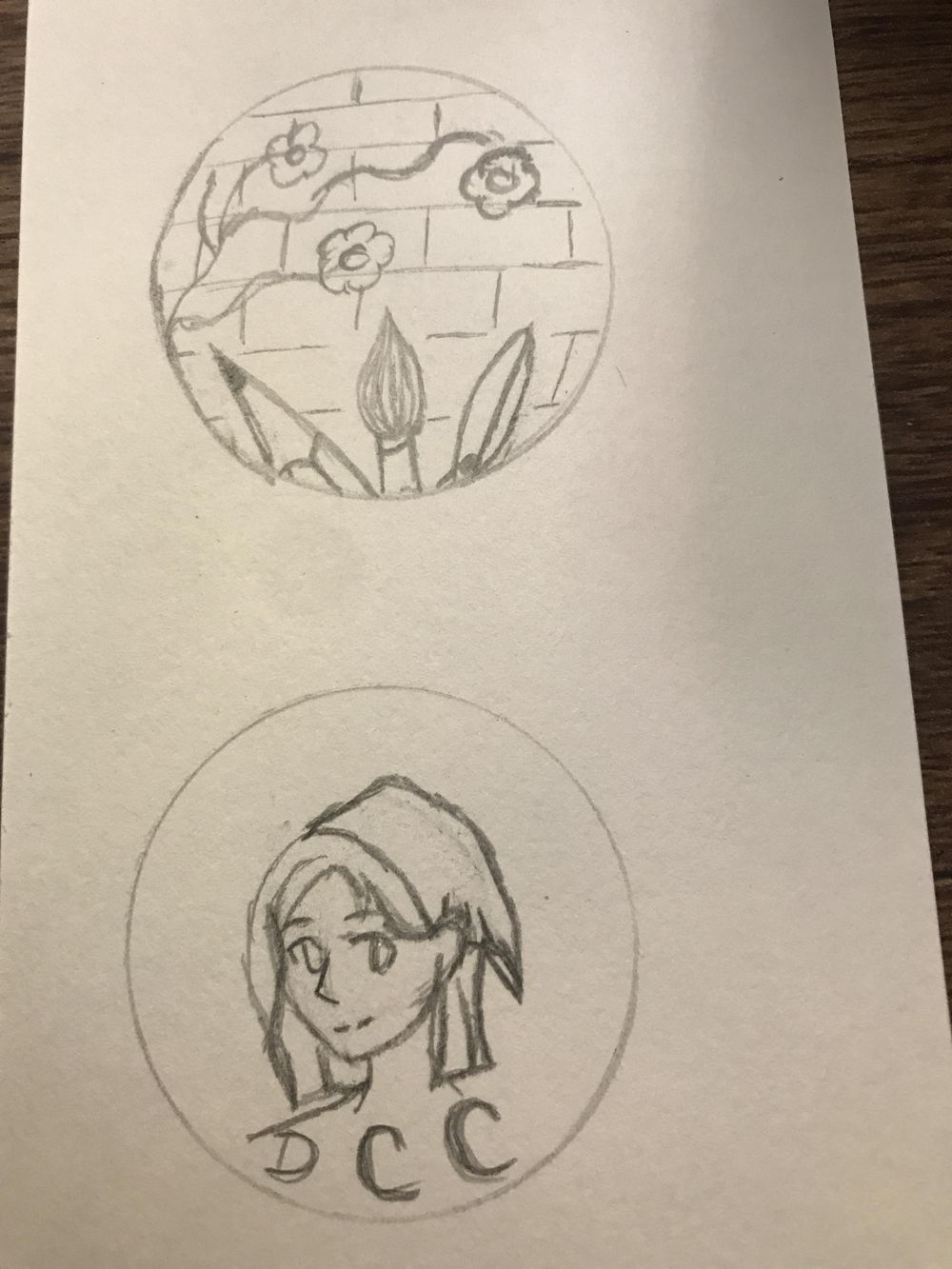 working on new logos for my channel - image 1 - student project